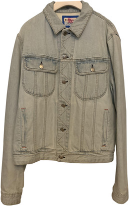 Acne Studios Bla Konst Blue Denim - Jeans Jackets