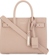 Saint Laurent Sac de Jour nano grained leather tote