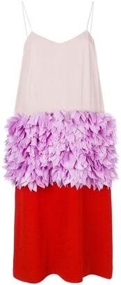 Marni Midi Tricolour Dress
