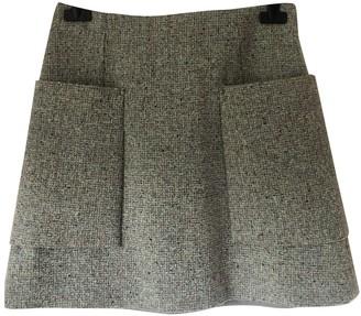 Cos Wool Skirt for Women