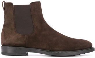 Tod's ankle-length Chelsea boots
