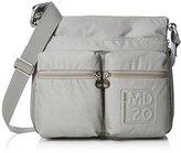 Mandarina Duck Women's MD20 MINUTERIA GREY Cross-Body Bag grey