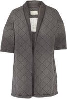 Current/Elliott Quilted cotton jacket