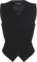 Dolce & Gabbana Tailored Suit Vest