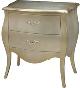The Well Appointed House Marie Bowfront Two Drawer Chest