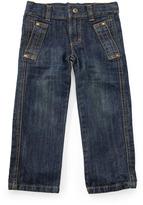 Petit Lem Denim Jeans, Blue, 5-6X