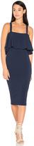 Milly Flounce Dress