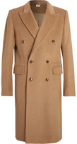 Vetements Double-breasted Camel Coat - Camel