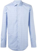 Etro printed shirt - men - Cotton - 39