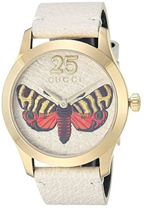 Gucci G-Timeless - YA1264062 (White) Chronograph Watches