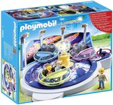 Playmobil Spinning Spaceship Ride with Lights Set