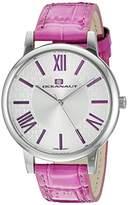 Oceanaut Women's OC7212 Analog Display Quartz Purple Watch