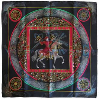 One Kings Lane Vintage Hermes Feux d'Artifice Pochette w/Box - The Emporium Ltd.