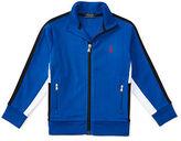 Ralph Lauren Cotton Interlock Track Jacket
