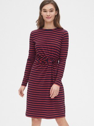 Gap Twist-Front Dress in TENCEL