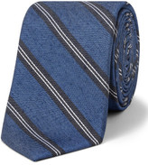 Calvin Klein Textured Stripe Tie
