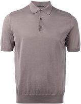Lardini classic polo shirt - men - Cotton - 50