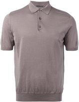 Lardini classic polo shirt - men - Cotton - 54