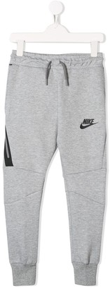 Nike logo track pants