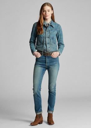Ralph Lauren Vintage Straight Stretch Jean