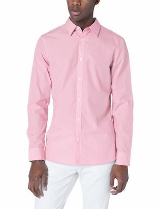 Calvin Klein Men's Extra Fine Cotton Button Down Shirt