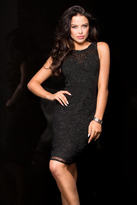 Scala 48634ML Dress In Black