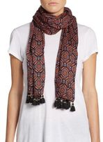 Saks Fifth Avenue Honey Child Scarf