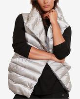 Lauren Ralph Lauren Plus Size Funnelneck Down Vest