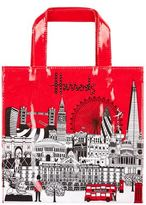 Harrods Small Bold London Shopper Bag