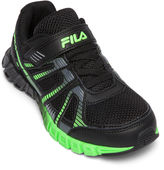 Fila Volcanic Runner 5 Boys Running Shoes - Little Kids