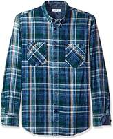 William Rast Men's Hendrix Plaid Button Down