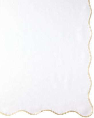 """Matouk Meira 68"""" x 126"""" Tablecloth"""