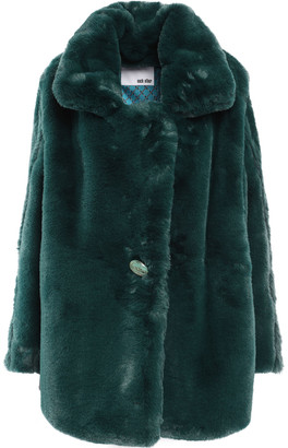 Each X Other Faux Fur Coat