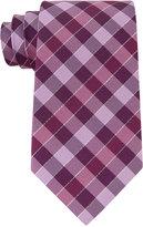 Geoffrey Beene Men's Effortless Gingham Tie