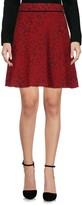Plein Sud Jeans Knee length skirts - Item 35378254