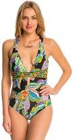 Trina Turk Swimwear Sea Garden One Piece Swimsuit 8142866