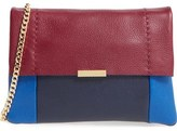 Ted Baker 'Parson' Pebbled Leather Crossbody Bag