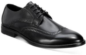 Alfani Men's Leyden Wingtip Oxfords, Created for Macy's Men's Shoes
