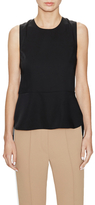 BCBGMAXAZRIA Helen Back Cut-Out Top
