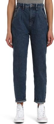 Mavi Jeans Laura High Waist Pleated Jeans