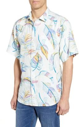 Tommy Bahama Raphael Classic Fit Linen Shirt