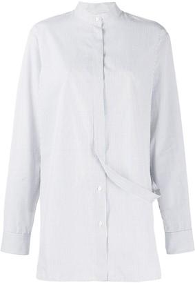Jil Sander Strap Detail Shirt