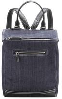 Givenchy Pandora denim backpack