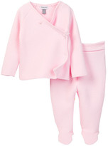Absorba Quilted Take-Me-Home Set (Baby Girls)