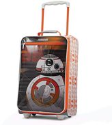American Tourister Kids Star Wars: Episode VII The Force Awakens BB-8 Wheeled Luggage by