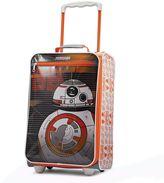 American Tourister Kids Star Wars: Episode VII The Force Awakens BB-8 Wheeled Luggage