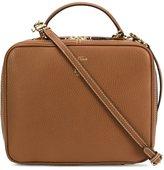 Mark Cross zipped box bag