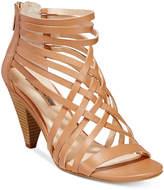 INC International Concepts Garoldd Strappy High Heel Dress Sandals, Created for Macy's Women's Shoes