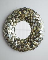 Horchow Blacklip Shell Mirror