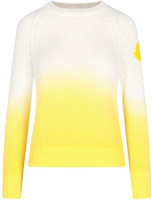 Moncler Gradient Knitted Sweater